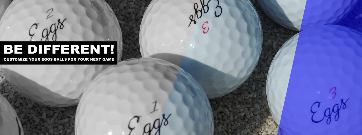 customize golf balls